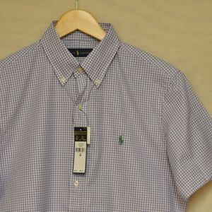 Ralph Lauren S/S Button Down M